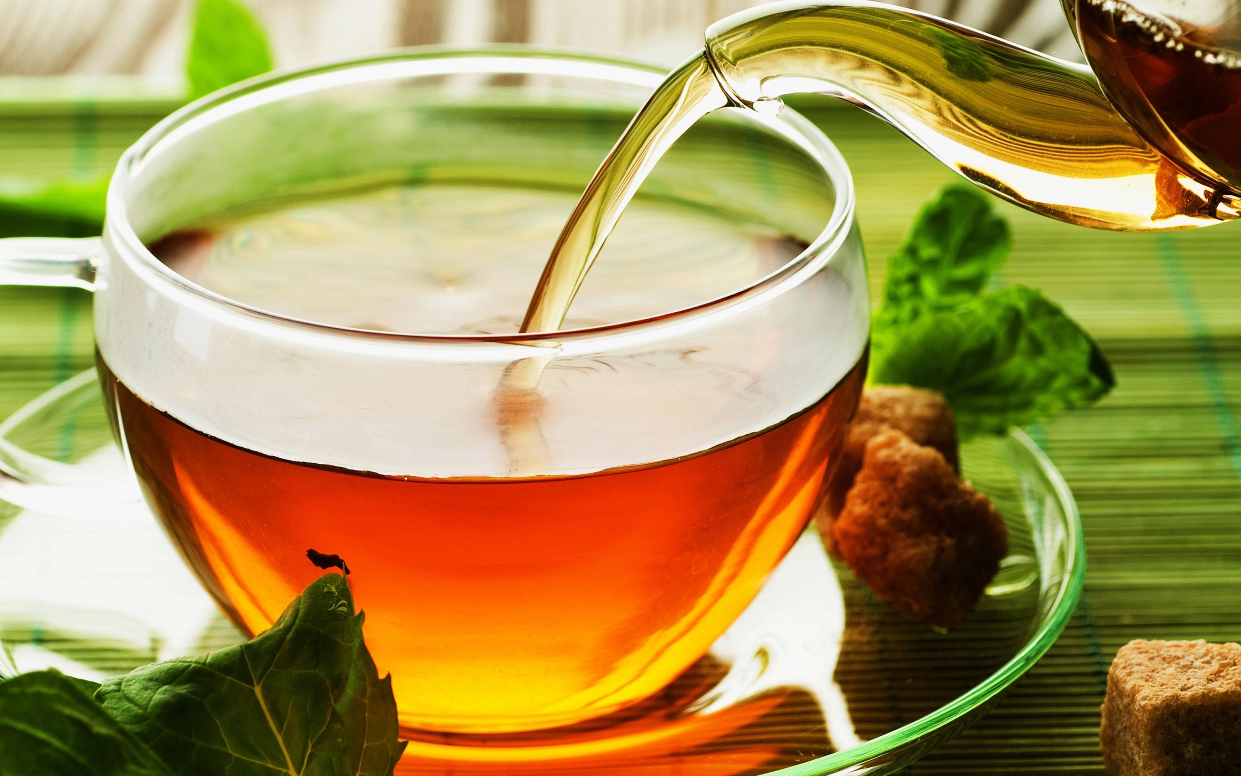 Chá inibidor de apetite natural