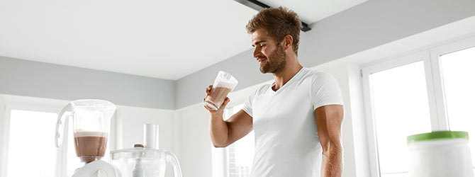 Benefícios do whey protein para a saúde