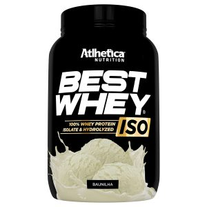 Best Whey Iso Protein 900g - Atlhetica Nutritio