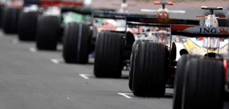 A história da F1