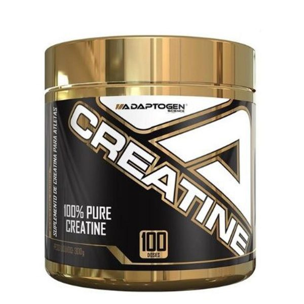 Creatina 300g Adaptogen Science
