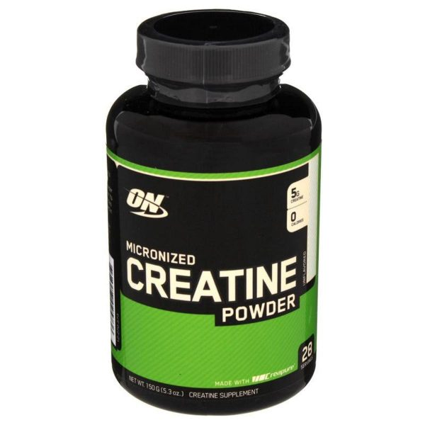 Creatina Creapure 150g Optimum Nutrition