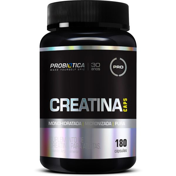 Creatina Professional 180 Cáps