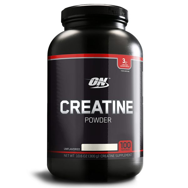 Creatine Powder Black 200g Optimum Nutrition