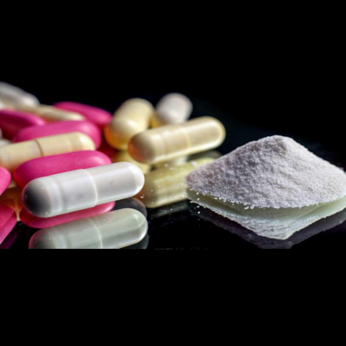 creatina em pó ou comprimido
